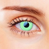 Witch Green Contact Lenses