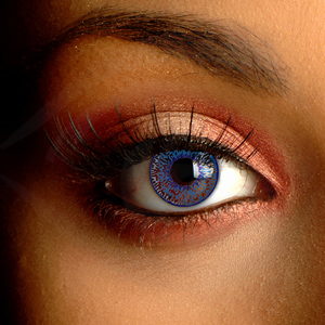 Mystic Blue Contact Lenses