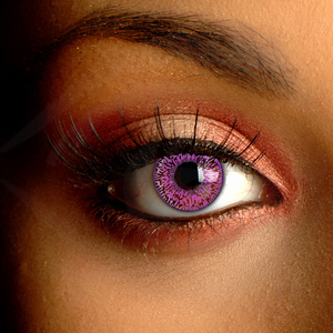 Mystic Violet Contact Lenses
