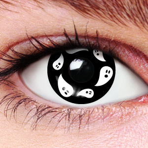 Six Ghosts Contact Lenses